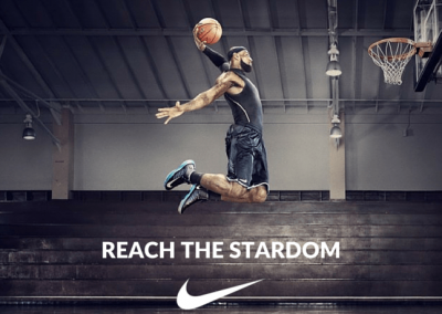 Nike Lebron James Spec Ad