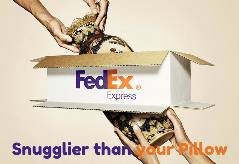FedEx Spec Ad