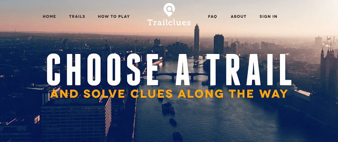 Trailclues: Website Copy & CRO